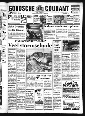 Goudsche Courant 1986-08-27
