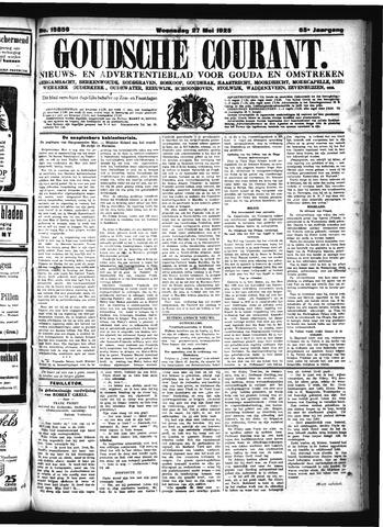 Goudsche Courant 1925-05-27