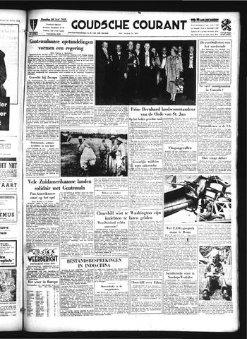 Goudsche Courant 1954-06-28