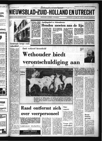 Schoonhovensche Courant 1977-06-08