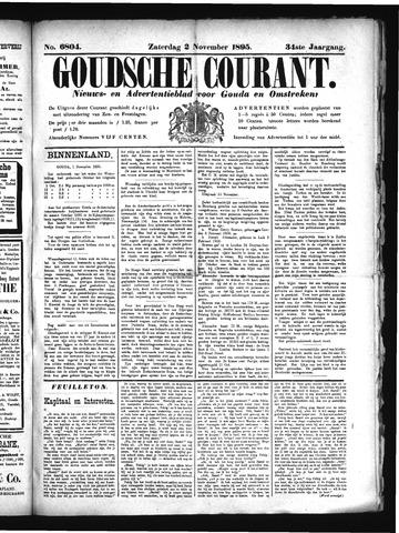 Goudsche Courant 1895-11-02