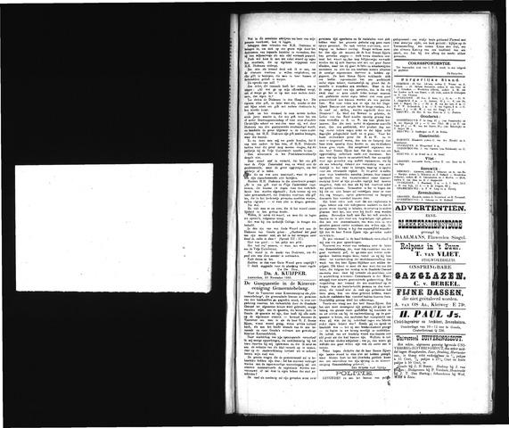 Goudsche Courant 1885-11-23