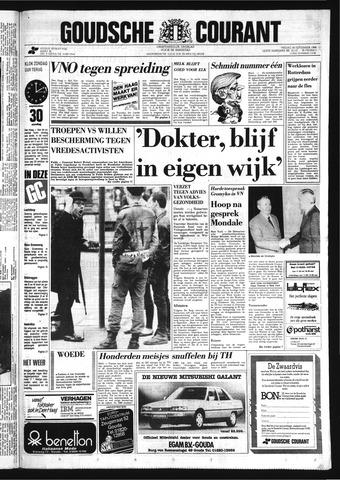Goudsche Courant 1984-09-28