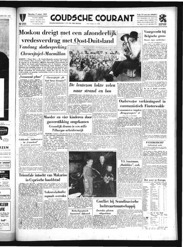 Goudsche Courant 1959-03-02