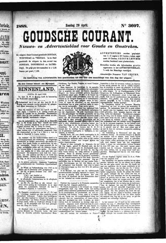 Goudsche Courant 1888-04-29