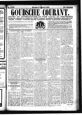 Goudsche Courant 1925-02-03