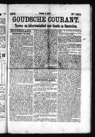 Goudsche Courant 1876-04-09