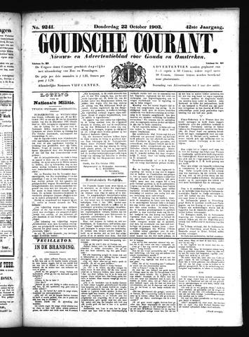Goudsche Courant 1903-10-22