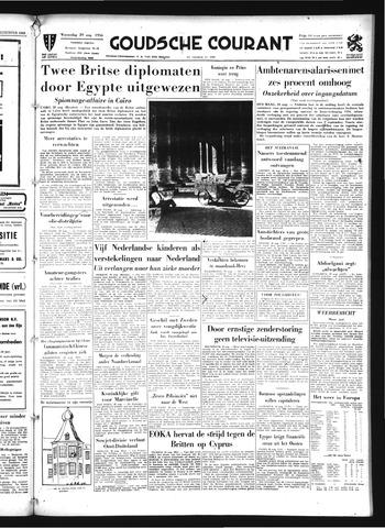 Goudsche Courant 1956-08-29