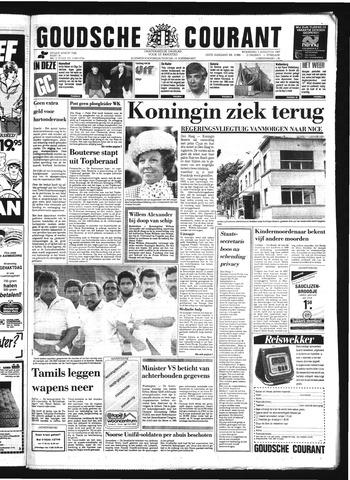 Goudsche Courant 1987-08-05