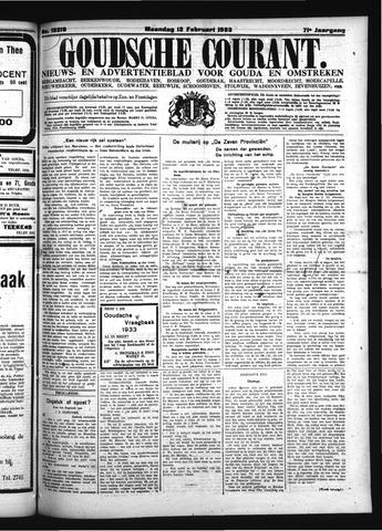 Goudsche Courant 1933-02-13