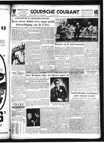 Goudsche Courant 1954-06-29