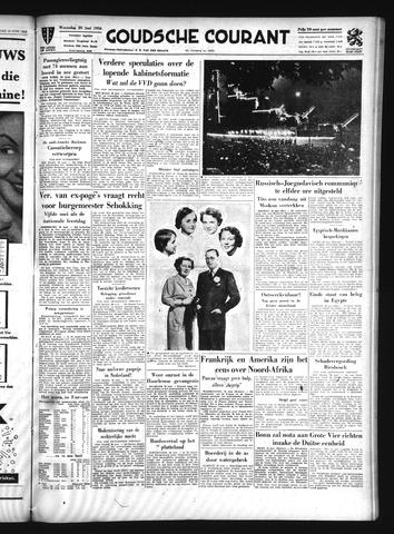 Goudsche Courant 1956-06-20