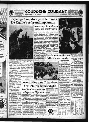 Goudsche Courant 1962-10-05