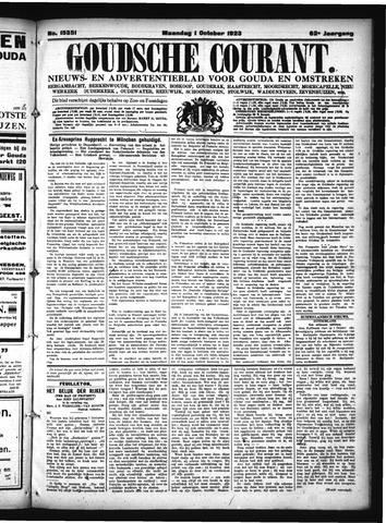 Goudsche Courant 1923-10-01
