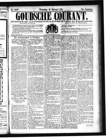 Goudsche Courant 1921-02-23