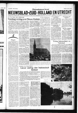 Schoonhovensche Courant 1962-08-03