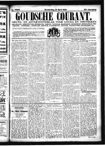 Goudsche Courant 1925-04-16