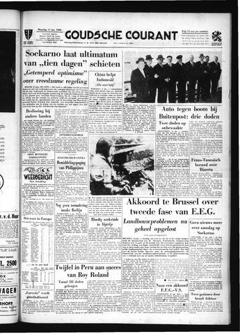 Goudsche Courant 1962-01-15