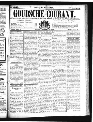 Goudsche Courant 1914-03-10