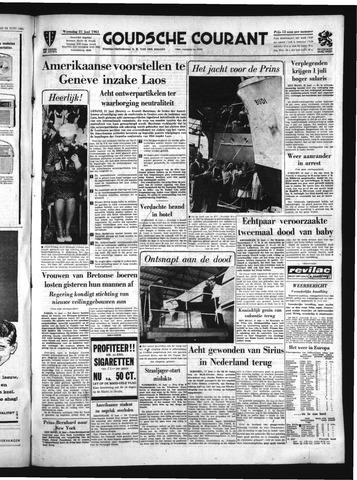 Goudsche Courant 1961-06-21