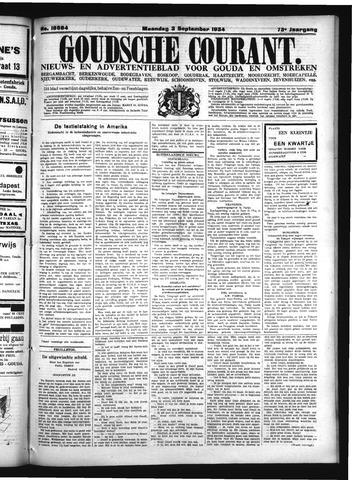 Goudsche Courant 1934-09-03