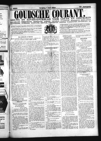 Goudsche Courant 1934-06-01