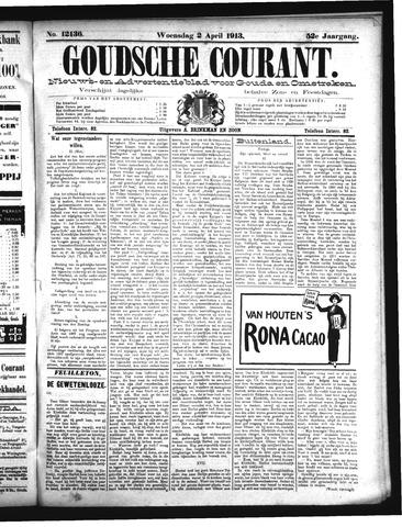 Goudsche Courant 1913-04-02