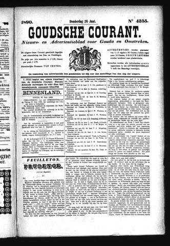 Goudsche Courant 1890-06-26