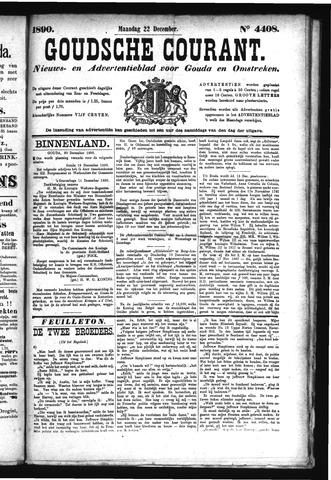 Goudsche Courant 1890-12-22