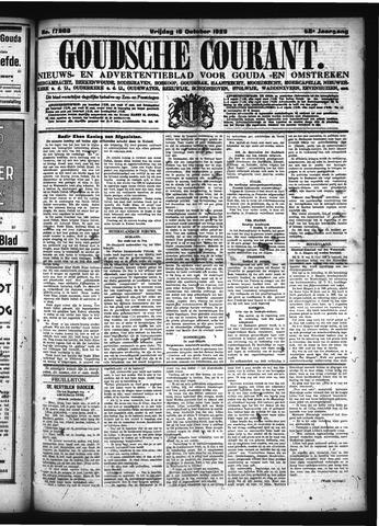 Goudsche Courant 1929-10-18