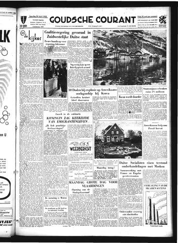 Goudsche Courant 1952-04-26