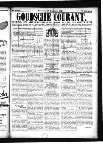 Goudsche Courant 1931-12-30