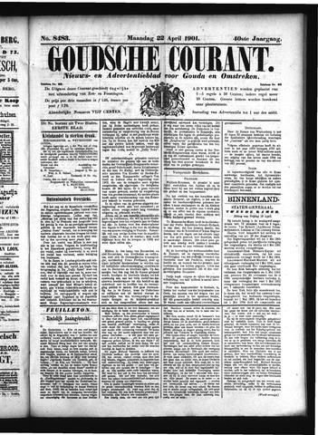 Goudsche Courant 1901-04-22