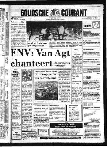 Goudsche Courant 1982-04-15