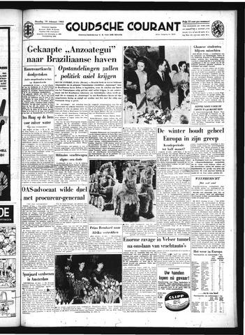 Goudsche Courant 1963-02-19