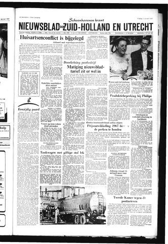 Schoonhovensche Courant 1967-01-06
