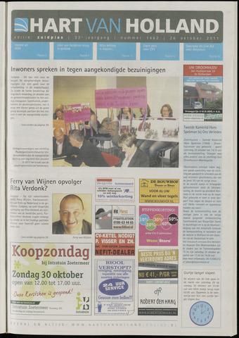 Hart van Holland - Editie Zuidplas 2011-10-26