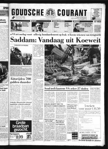 Goudsche Courant 1991-02-26