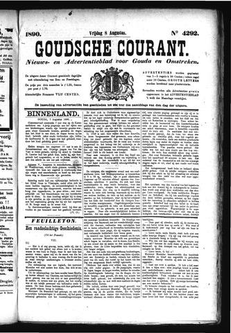 Goudsche Courant 1890-08-08
