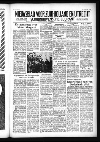 Schoonhovensche Courant 1955-03-14