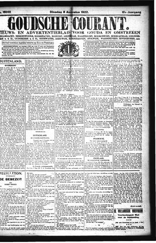 Goudsche Courant 1922-08-08