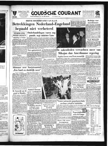 Goudsche Courant 1959-01-13