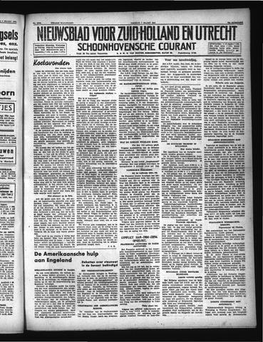 Schoonhovensche Courant 1941-03-07