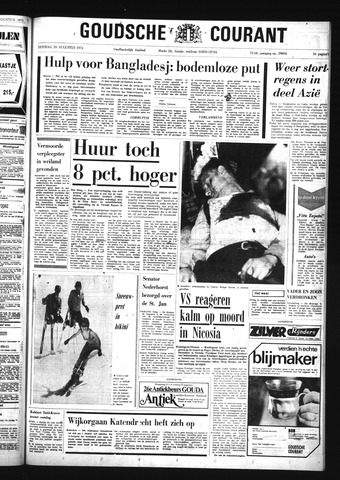 Goudsche Courant 1974-08-20