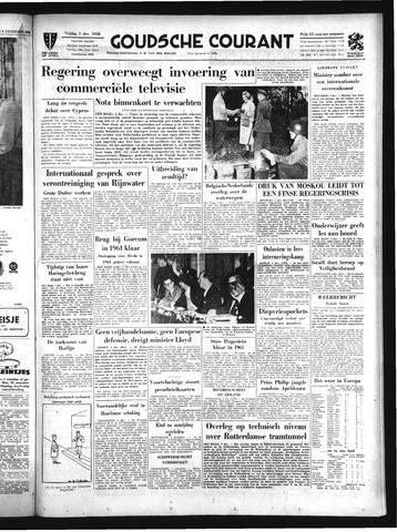Goudsche Courant 1958-12-05