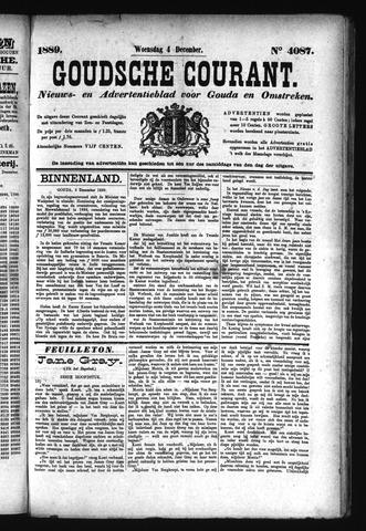 Goudsche Courant 1889-12-04