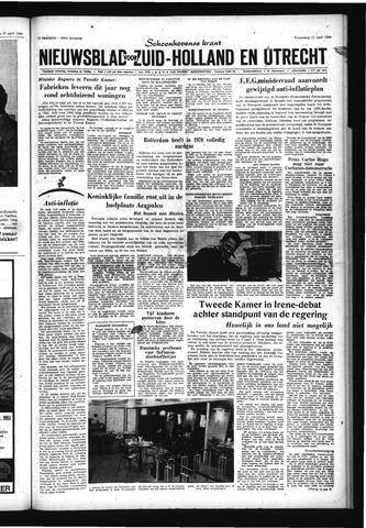 Schoonhovensche Courant 1964-04-15