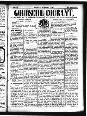 Goudsche Courant 1916-02-04