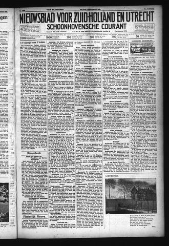 Schoonhovensche Courant 1932-09-02